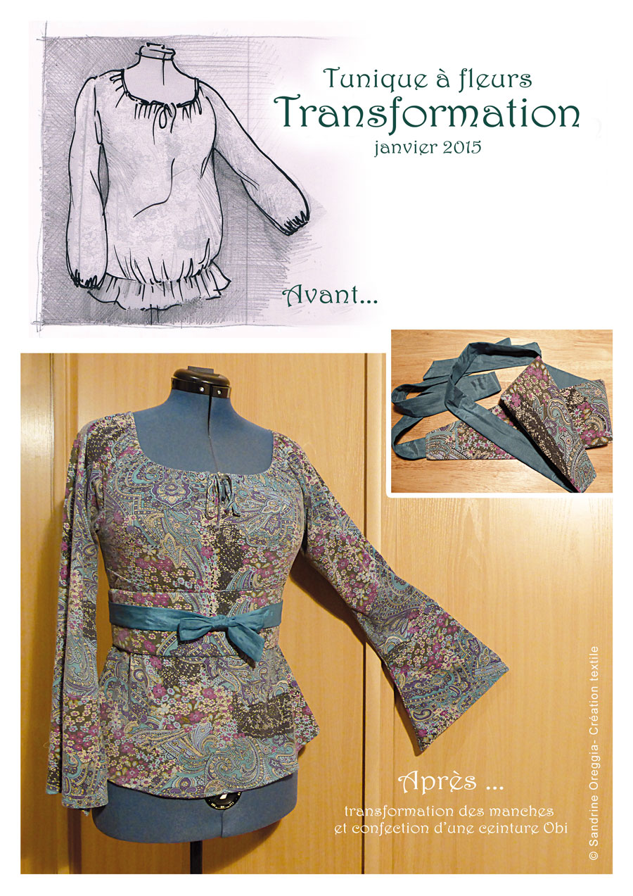 transformation blouse